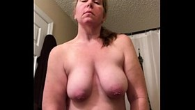 real milf michelle fresh shaved part 1