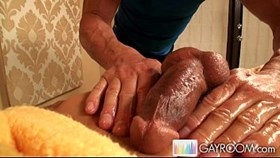 GayRoom Deep Analmassage