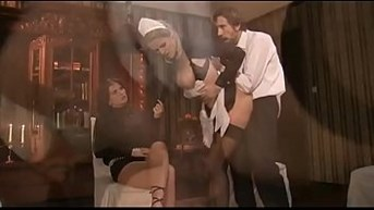2 anal sex orgy for maidservants
