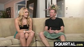 she squirts nice pussy juice 23