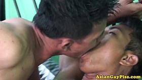 Goldenshower twinks bareback assfuck