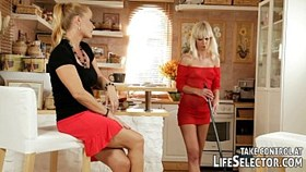 blondie proves to be a slut, deserves to be punished by mistre