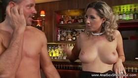blonde milf outrageous anal s