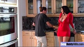 sexy busty wife (ava addams) like intercorse on camera movie-05