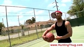 basketball playing thug gets seduced