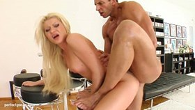 anal hardcore sex with alma from ass traff