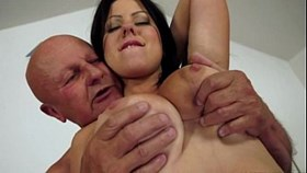 claudiaamps big tits drive an old man crazy