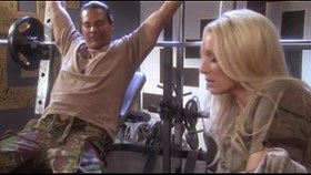 sue diamond folla marine en gym roon