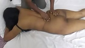 indian villager giving massage to sext naked aun
