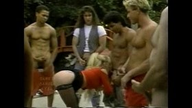 The Gangbang Girl 1 - 2 1992 Trixie Tyler