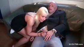 grandfather seduce 18yr old german young to fuck with him