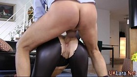 heeled mature slamming