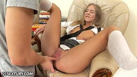 anal young angel mal