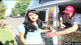 young seduced and fucked by the icecream man