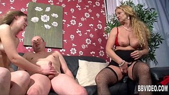 german bitches who share a horny stud