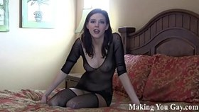 i am going to make you my personal cock sucking slave