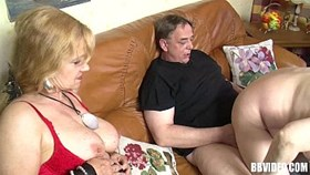 fat german couple having sex