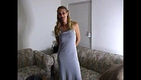 blonde fucked and gives head