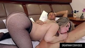 Nothing Excites Tgirl Carol Penelope More Than Man Cock in Her Mouth or Ass