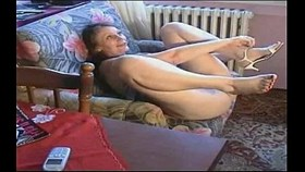 granny painfully anal