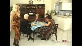 Kinky Deutsch Grannies Group Sex Perversion