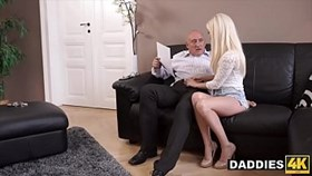 stunning hungarian girl fucks her boyfriendamps experienced dad