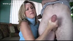Mom gives handjob young boy-see more at   www.sex-doctor.c
