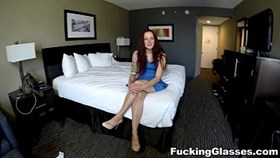 having sex glasses - pov sex maci may and doggystyle cumshot young sex