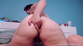 Cum Worship my hairy BBW ASSHOLE!
