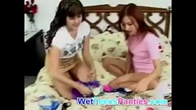 panty sniffing young lesbians