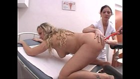 gynecologic examination of milf ellis