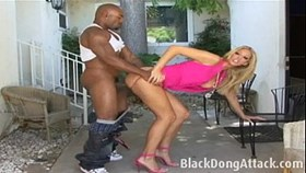tall blonde likes black coc