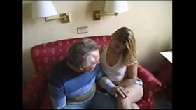 Old man gets hot pussy action  99dates