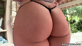 milf with big ass and tits to mat