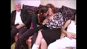 group sex with grannies
