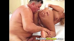 young pussy fucked by old dick