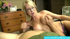 spex blonde mature tugs and sucks co