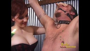 horny stud becomes enthralled and delighted in several respects
