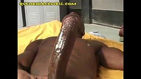 Interracial anal enorme