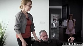 pure taboo delinquent youngs corrupted by pervert step-grandpa