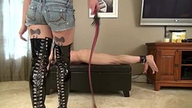 whipped by mistress liz