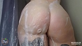 big ass milf shower teasing