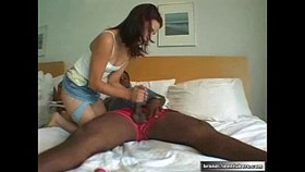 Brandi Belle Interracial and Old Young handjob