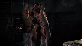 hardcore bdsm and bondage fetish sex for young in submission
