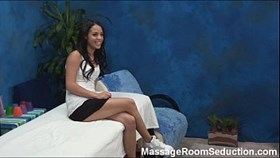 young seduced in massage ro