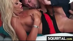 massive squirting and creampie female ejaculation 27