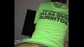 TapThaAss Instagram TapThaAs une belle latina qui chevauche Dick